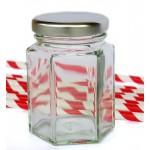 110ml Glass Jar - Hexaganol
