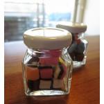 50ml Glass Jar - Square
